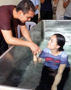 Cambodia baptism confess